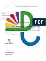 Delhi Tourism and Transport Development Corporation