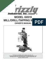 Manual Fg0519 m