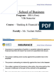 4ec5ebfi - Module 4, Insurance Insts.