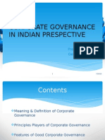 corporategovernanceinindianprespective-131120075458-phpapp01