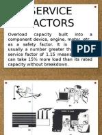 service factors