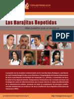 TRansparencia Venezuela Informe Barajitas Repetidas