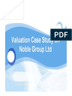 Noble Group 15th Nov 2013