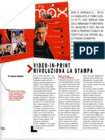 Video in Print