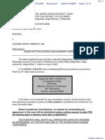 Bailly et al v. Lafarge North America, Inc. - Document No. 3