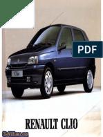 Renault Clio Manual Proprietario