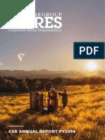 Contoh CSR Report