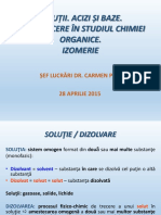 Curs 1 Chimie Organica 2015