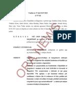 Kushtetuesja zbardh vendimin për Komisionin Hetimor