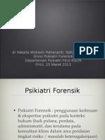 Dokfor Praktik Dalam Psikiatri Forensik1