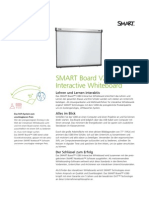 Factsheet SMART Board v280 DE