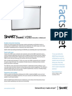 Factsheet SMART Board v280 ENG