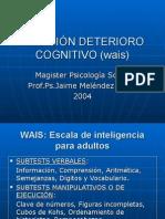 DETERIORO COGNITIVOwais
