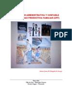 Gestion Administrativa y Contable Unidad Productiva Familiar