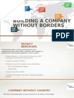Building a Company Without Borders