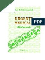 Lev D. Crivceanschii Urgente Medicale Ghid_practic Chisinau 2014