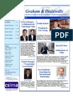 Graham & Doddsville - Issue 17 - Winter 2013