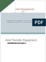 Heat Transfer Equipment - Christian Samuel BS & Satriya Dwi Permana (052-029)