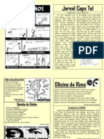 Jornal Caps Tal - Vol 1