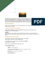03-Monossílabos - Critérios de Distinção