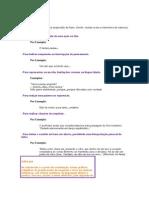 04-Sinais de Pontuação IV- Reticências, Parênteses - Os Parênteses e a Pontuação