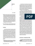 Celso Furtado e a Interpretação Do Subdesenvolvimento
