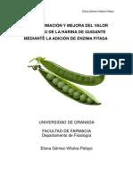 legumbres y cocción