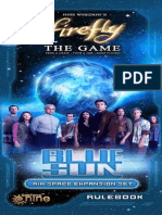 Firefly Blue Sun Rulebook