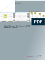 DSO Function Generator Exercise