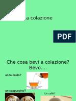 La Colazione italiana