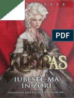 Lisa Kleypas Iubeste Ma in Zori