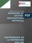 Enfermedad de membrana hialina