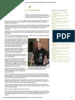 Donald Cooper CU Professor Colorado Arts & Sciences Magazine