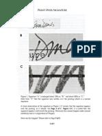 Print Over Signature Copy