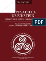 La Pesadilla de Einstein