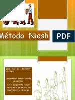 APLICACION DEL METODO NIOSh