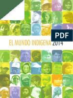 El Mundo Indigena 2014