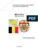 Fisa de Tara Belgia