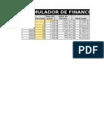 Simulador de Financiamentos