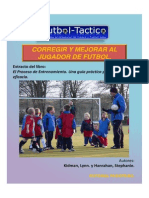 Corregir y Mejorar Al Jugador de Fútbol.