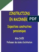 Constructions en Maçonnerie sismique.pdf