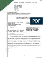 Forbes vs Hsu, et al - Document No. 9