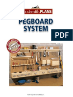 Pegboard System