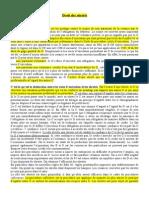 Droit Des Suretes 2012