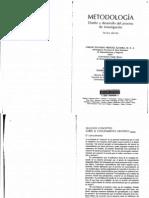 Mendez C E 2001 Fundamentos Metodologia