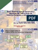 venezuela trafico ilicito desechos peligrosos.ppt