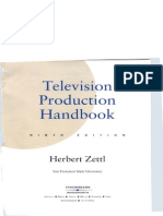 Tv production handbook
