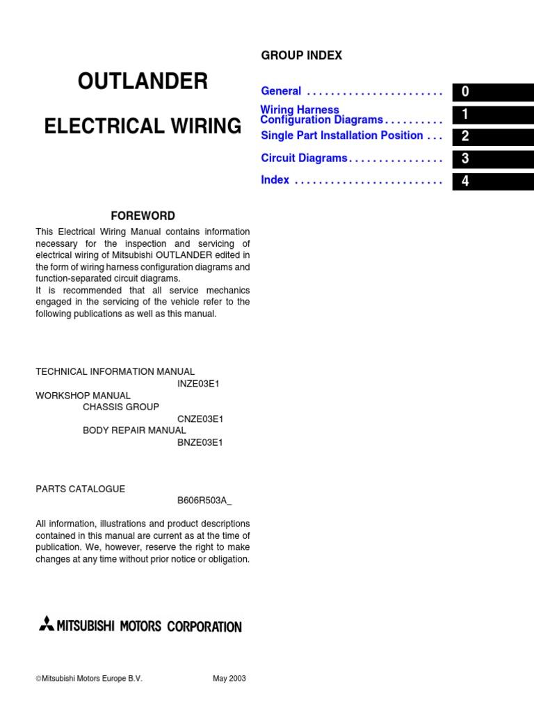 Mitsubishi Endeavor Stereo Wiring Diagram - Wiring Diagram