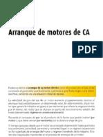Arranque Motores
