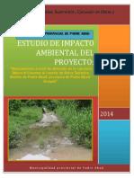 IMPACTO AMBIENTAL DE CARRETERAS
